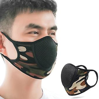 Masque anti-vent Motorcycle Shield