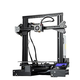 Ender-3 pro 3d printer kit creality 3d upgraded cmagnet build plate meanwell power resume power supply failure printing