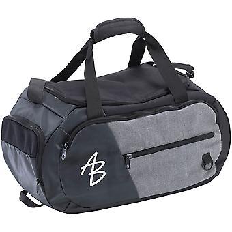 AB1 Elite kit bolsa tamaño uno tamaño (negro / gris fresco)