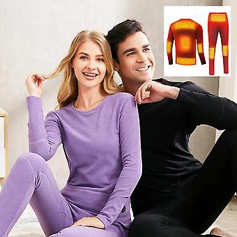 Lämmitys Alusvaatteet Set Sähkölämmitys Vaatteet & Housu