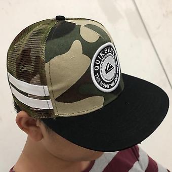 Fashion Hip-hop Tide Hiphop Casual Men/women Mesh Cap