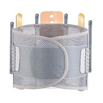 Medizinische untere Rückenkorsett Gürtel Lendenwirbelunterstützung Gürtel verstellbare Intervertebral Herniation orthopädischen Korsett zur Schmerzlinderung