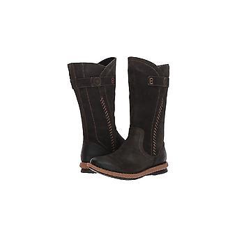 Born Womens Tonic Leather Closed Toe Mid-Calf Fashion Boots
