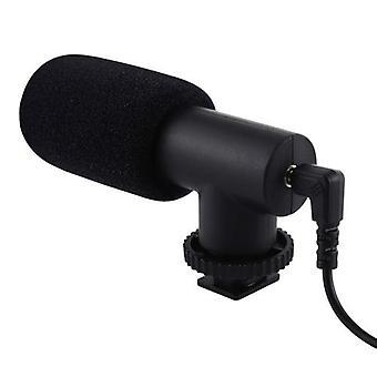 Mini jednosmerný kondenzátorový mikrofón K-song/Interview /Capacitor Recording Microphone