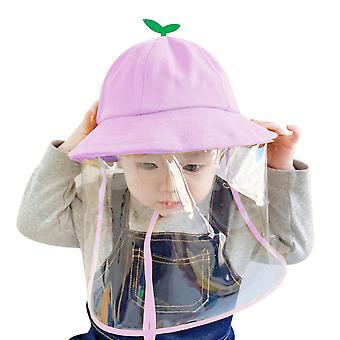 Sun Hats For Dust Proof Packable , Removable Protection Sun Hat Suitable For Baby