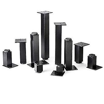 Aluminum Alloy Adjustable Furniture Cabinet Sofa Desk Table Bed Legs