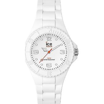Ice Watch Wristwatch ICE generation - White forever - Small - 3H - 019138
