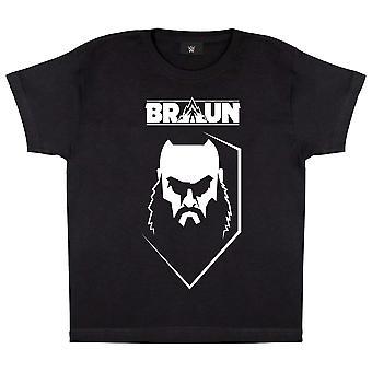 WWE Boys Braun Strowman T-Shirt