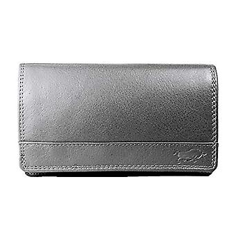 RFID large leather women's wallet Leather wallet and Portmonee anti-skim protection Wallet 16 x 9 x 3.5 Ref. 7436927468433