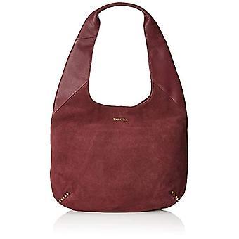 Marc O'Polo Nila - Bolsa de cuerpo cruzado para mujer, 6 x 68 x 41 cm, Rojo (Rojo borgoña).), 6x68x41 cm (B x H x T)