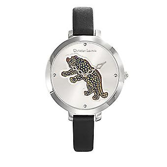 Christian Lacroix Analog Watch Quartz Woman with Leather Strap CLWE04