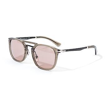 Persol Antique Grey Lens Sunglasses - Transparent Grey