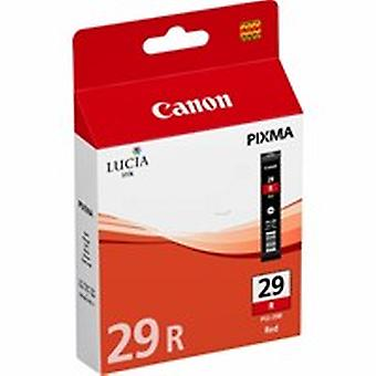 Canon 4878B001 (PGI-29 R) Ink cartridge red, 2.37K pages, 36ml