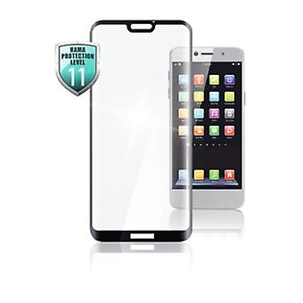 Full-Screen 3D Protective Glass for Huawei P30 Black