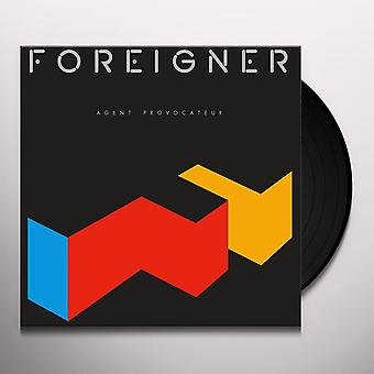 Straniero - Agent Provocateur Vinyl