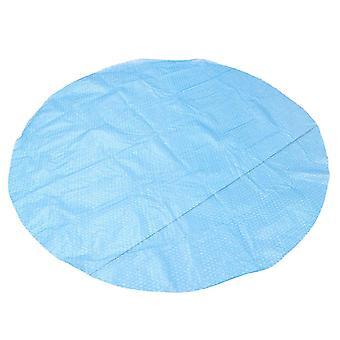 2 Pcs Pool Cover Swimming Pool Circular Insulation Membrane Inflatable Pool Mat