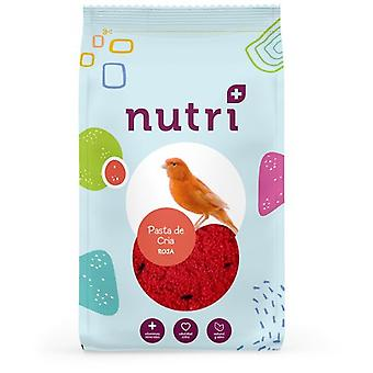 Nutriplus Aves Pasta Poultry Breeding Red (Birds , Hand Rearing)