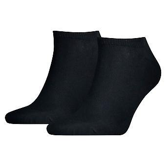 Tommy Hilfiger 2 Pack Sneaker Socks - Dark Navy