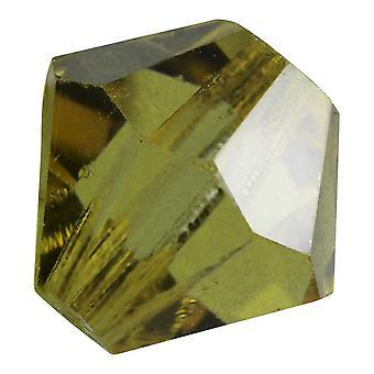 بريسيوسا التشيكية كريستال، بيكون حبة 5mm، 32 قطعة، أوليفين