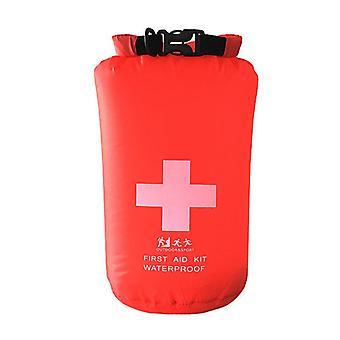 Sac sec portable imperméable à l'eau pack pochette de rangement pochette de camping extérieur urgence