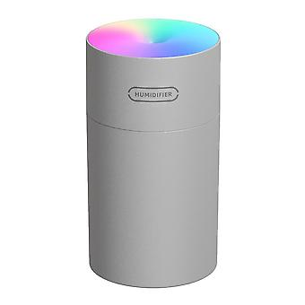Mini Humidifier Bedroom Office Living Room Portable Low Noise Diffuser Atmosphere Light Mist Sprayer