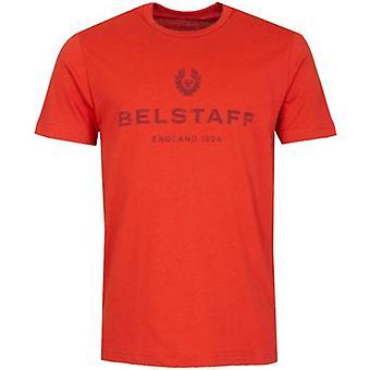 Belstaff 1924 T-Shirt en détresse
