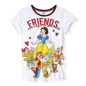 Disney Womens/Ladies Snow White Pyjamas