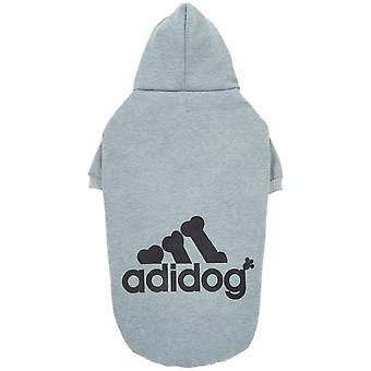 Adidog Logo Fleece Hoodie | Hundebekleidung