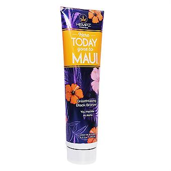 Hempz Here Today, Gone to Maui Black Bronzer Tanning Lotion 265ml