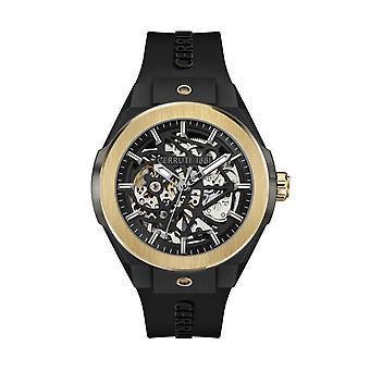 Cerruti Watch 1881 CIWGR2008104 - Reloj de silicona negro para hombre
