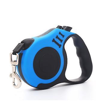 Streamer Led Lights Hund Snor Automatisk Udvidelse Nylon Snor Leads Premium Holdbar Pet Walking Leads Traction Rope Pet Produkter
