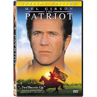 Patriot [DVD] USA importerer