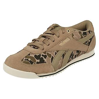 Ladies Reebok Casual Lace Up Trainers Royal CL Rayen