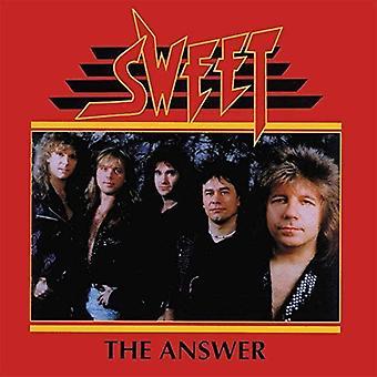 Sweet - Answer [Vinyl] USA import