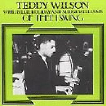 Teddy Wilsin - Of Three I Swing [CD] USA import