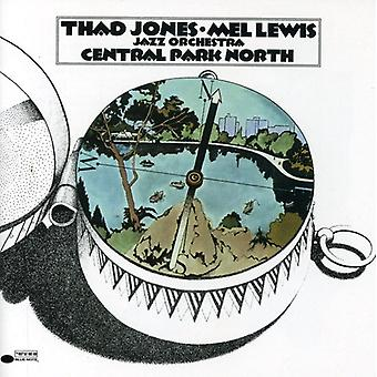 Jones/Lewis - Central Park North [CD] USA import
