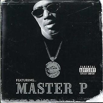 Master P - Featuring Master P [CD] USA import