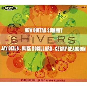 New Guitar Summit - Shivers [CD] USA import