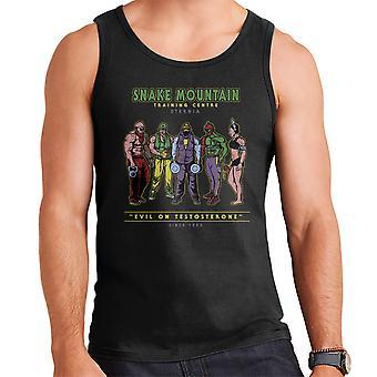 Snake Mountain Training Centre Eternia Skeletor Men's Vest