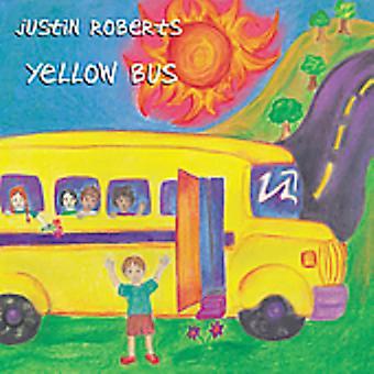 Justin Roberts - Yellow Bus [CD] USA import
