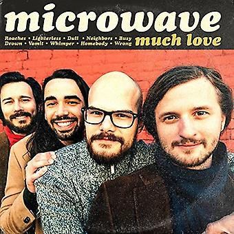 Microwave - Much Love [CD] USA import
