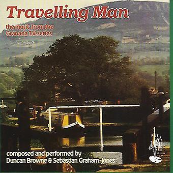Browne, Duncan / Graham-Jones, Sebastian - Travelling Man [CD] USA import