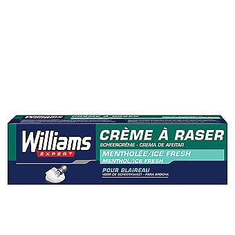 Williams Ice Fresh Menthol Shaving Cream 100 Ml For Men