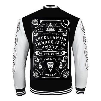 Wild star hearts - ouija board varsity - mens jacket