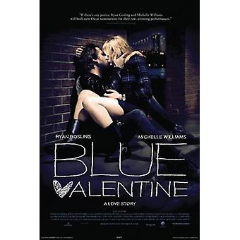 Blue Valentine - One Sheet Movie Poster Poster Print