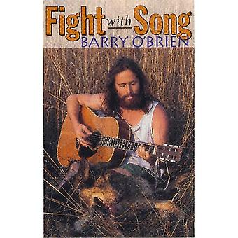 Barry O'Brien - Fight with Song [CD] USA import