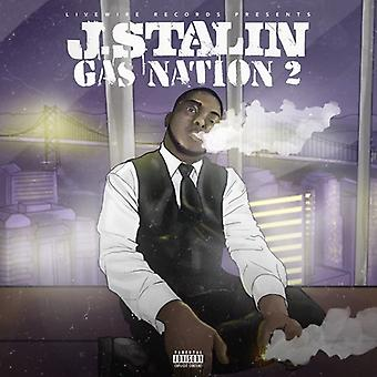 Stalin*J. - Gas Nation 2 [CD] USA import
