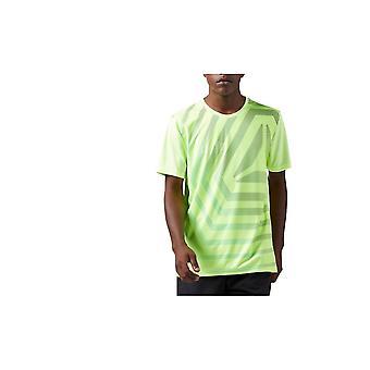 Reebok grafiska kort ärm CE1296 universal alla år män t-shirt