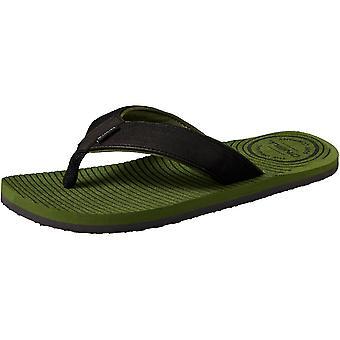 O'Neill Mens FM Koosh mjuk borstad Toe Post Slide Flip Flops sandaler