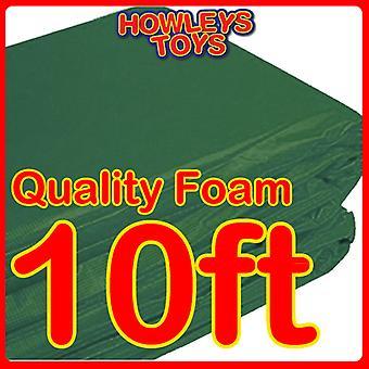 10pi vert remplacement Trampoline Surround Pad